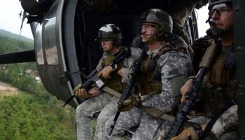 Delta Force live fire: Jimmy's got a Jimmy