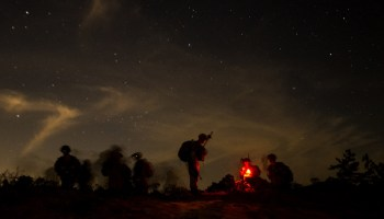 Are we going to make it? The unknown drama behind the first major Special Operations mission in Afghanistan