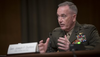 No rest for careerists, USMC General Dunford slides into board role at Lockheed