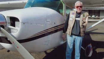 Chief Ron Hope: A Vietnam vet who is still flying
