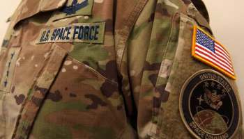 MultiCam in space? Space Force uniforms disappoint