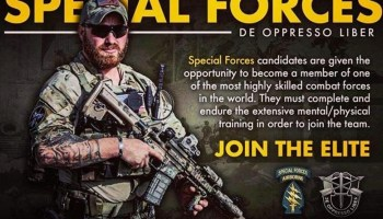Exclusive: Army and Special Forces Leadership Throw Decorated Operator Under the Bus