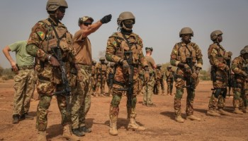 American SOF kick off Operation Flintlock in the Sahel