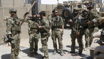 Where Did Everyone Go? The mass exodus of Special Operators