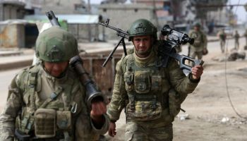 Here is what's going on between Turkey, Russia, and Syria