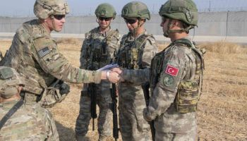 Turkish and Syrian militaries fight it out over territory