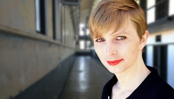 Chelsea Manning tried to hang herself in jail