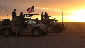 Two Americans, one British soldier killed in Iraq by rocket attack