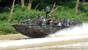 US Navy deploys counter-narcotics vessels off the Venezuelan coast