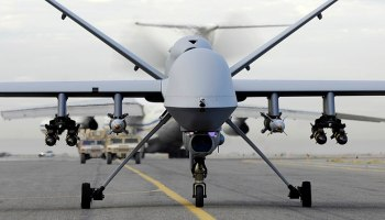 US drone strike in Somalia whacks 5 Al-Shabaab terrorists