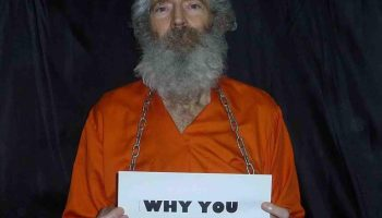 Robert Levinson: Former FBI agent and CIA asset dies in captivity in Iran