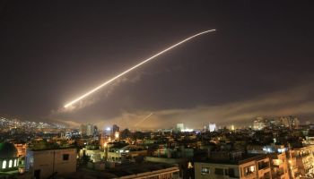 Israeli fighters attack chemical weapons lab inside Syria