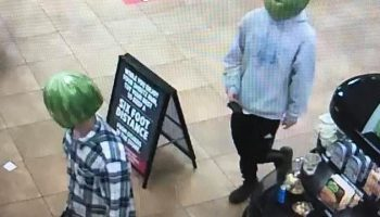 Your Weekend News Roundup: Georgia woman's poo attack, Brazilian butt bared, Melonheads steal Michelob, Crazy Karen