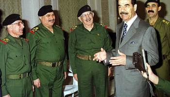 The Ba'ath Party, Saddam Hussein's vehicle to power