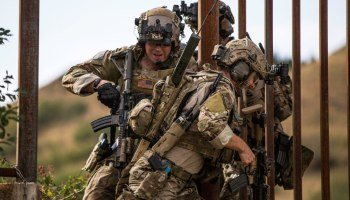 Army chooses security forces over Green Berets for counter-drug deployment to Colombia