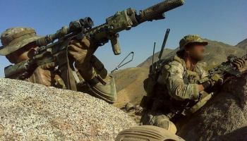 No shortage of work for Special Operators