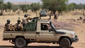 In a landmark move, two African militaries jointly raid terrorist base