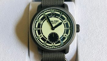Hands on with the LUM-TEC Combat B47 MAX LÜM watch