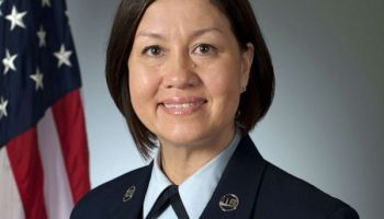 The Air Force continues to make history by naming a woman as its top enlisted troop