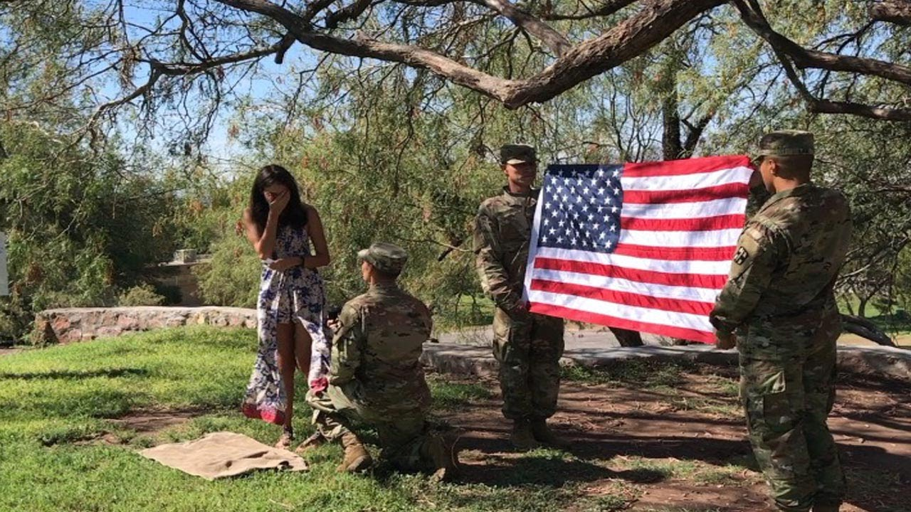 Fort Bragg, NC Hit With Another Round Of Sham Marriages