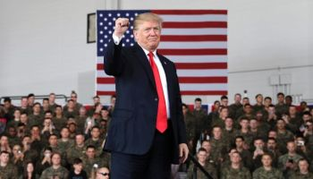 Trump refuses to rename military bases, why do so many Veterans agree?