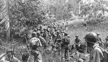 Operation Watchtower: The US invasion of Guadalcanal begins