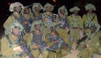 Israeli Special Operations team wipes out armed group