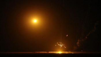 Israeli Airstrike Reportedly Hits Central Syrian T4 Airbase
