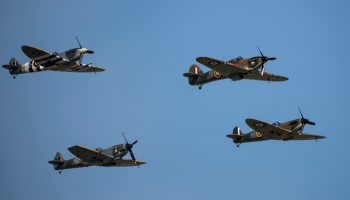 The Pic of the Day: Spitfires!