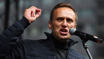 Putin Opposition Leader Alexei Navalny Out of a Coma After Poisoning