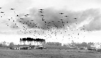 September 17, 1944, Operation Market Garden Begins