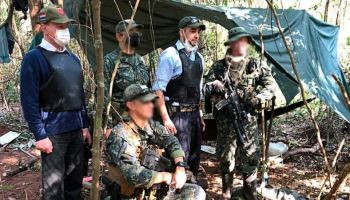 Former Paraguay VP Taken Hostage, After Raid on Guerrilla Camp
