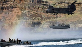 SOCOM Gets Its First New CH-47 Chinook Block II Variant
