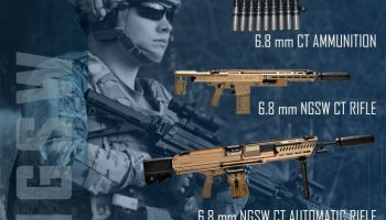 Army Looks to Textron Systems for M4, M249 Replacement