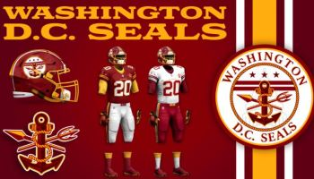 Washington SEALs? One Proposed Idea for the NFL's DC Franchise