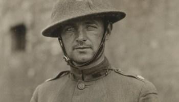 """William """"Wild Bill"""" Donovan, Awarded MOH October 14-15, 1918"""