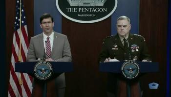 Pentagon Leaders Targeted in Retaliation for Soleimani Assassination