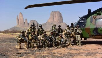Greek Special Forces Going to Mali to Join SOF Task Force Takuba