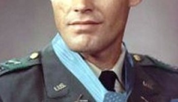 How Colonel Robert Howard Got to his Medal of Honor Ceremony