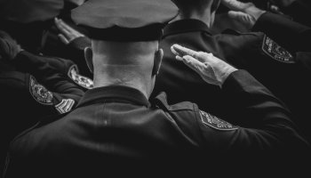 Behind the Badge: Being a Police Officer in America