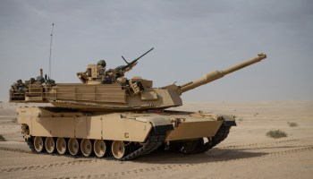 Marine Corps to Release Tank Crews as Tankless Future Looms