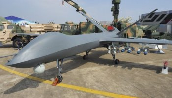 China's Drone Force Will Be Faster, Stealthier and Suicidal