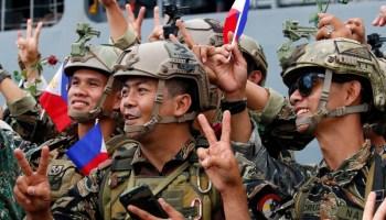 Philippine Special Forces Kill 5 Communist Guerrillas Amid Furor Over Alleged War Crimes