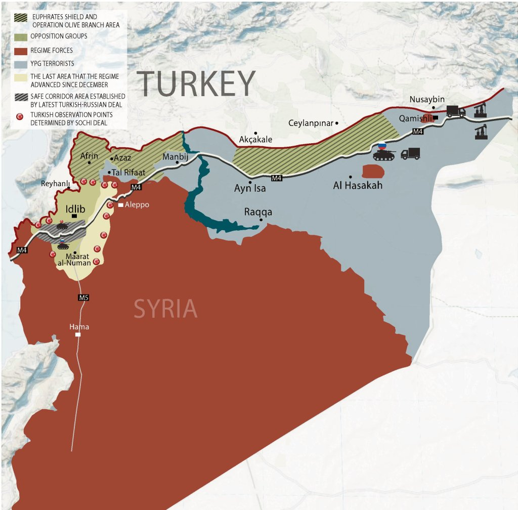 Turkey planning an attack in Syria
