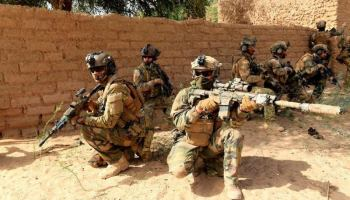 Three French Soldiers Killed in Mali by IED Attack
