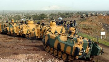Turkish Proxy Militias Continue Attacking US-led SDF in Syria