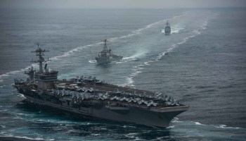 Navy Commences Search and Rescue for Lost Sailor