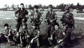 January 24, 1964, MACV-SOG is Created, Joint SOF Task Force