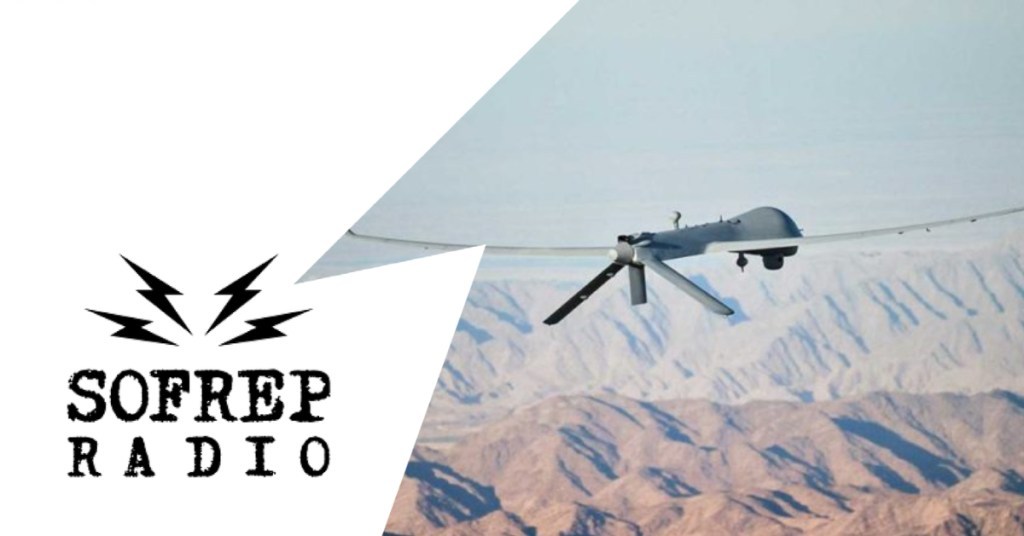 CIA mission to find Usama bin Laden with a predator drone