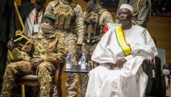 """Military Junta in Mali """"Dissolved"""" Five Months After Coup"""